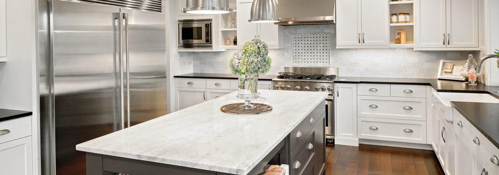 Countertop Surface Solutions | Quartz, Marble And Granite Countertops