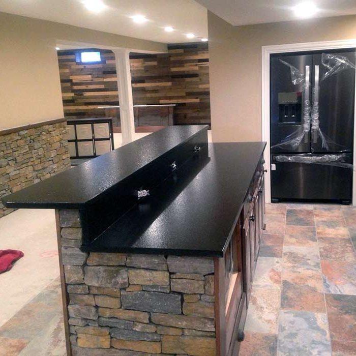Santa Cecilia Granite Countertop Surface Solutions