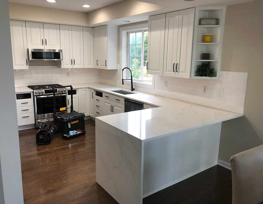 Calcutta Quartz Countertop Surface Solutions