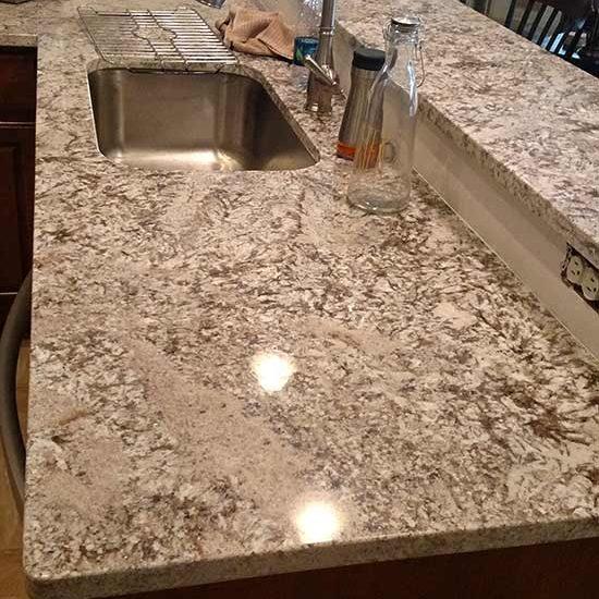 Pergaminho Granite Kitchen Countertops