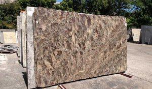 Taupe Treasure Granite Slab