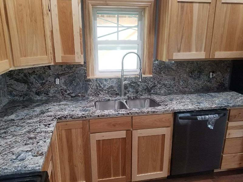 Blue-Flower-granite–26281 | Countertop Surface Solutions